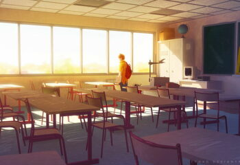 alone-anime-empty-class-school-wallpaper-preview